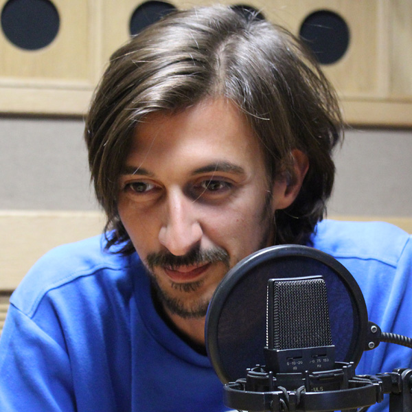 Tubo de ensaio podcast